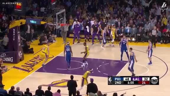 Svi Throws it Down