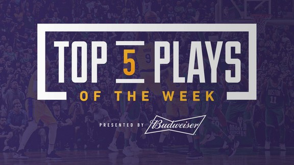Top 5 Plays of the Week (2/13/19)