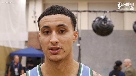 Rising Stars: Kyle Kuzma Interview
