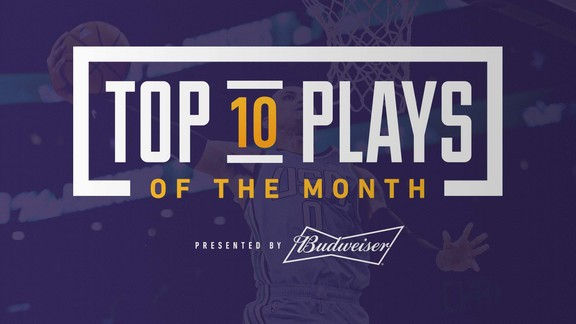 Top 5 Plays of the Week (2/20/19)