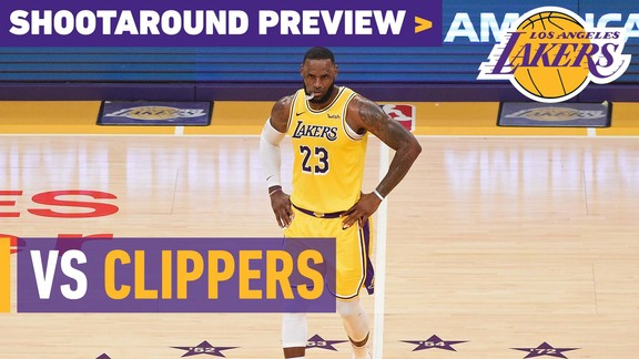 Shootaround Preview: Clippers (3/4/19)