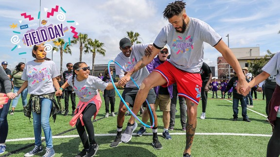 Lakers Field Day 2019 Video