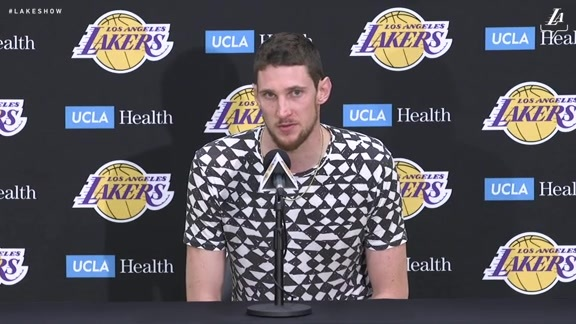 2019 End of Season Interview: Mike Muscala