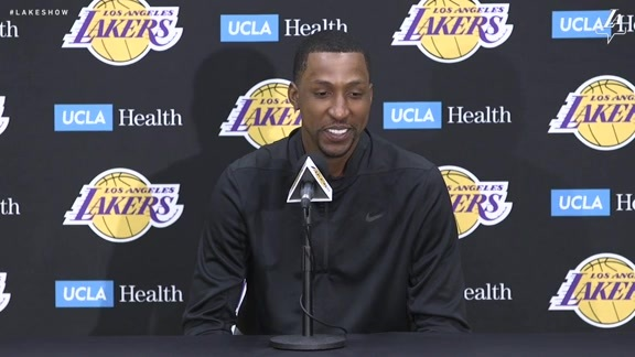 2019 End of Season Interview: Kentavious Caldwell-Pope