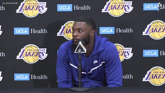2019 End of Season Interview: Lance Stephenson