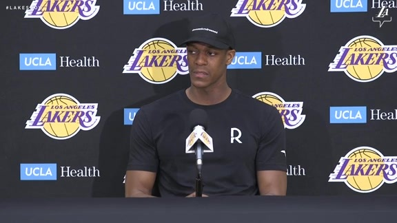 2019 End of Season Interview: Rajon Rondo