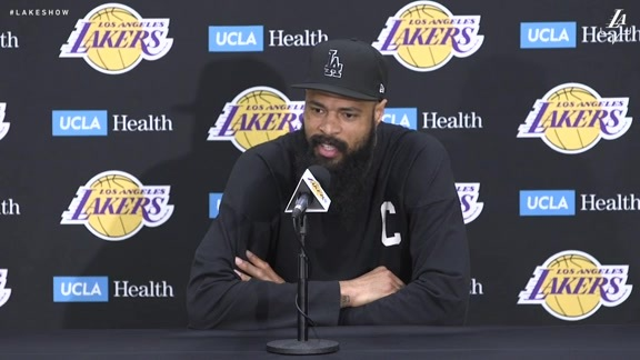 2019 End of Season Interview: Tyson Chandler