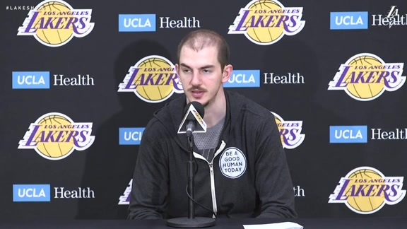 2019 End of Season Interview: Alex Caruso