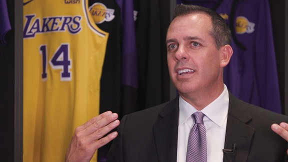In His Own Words: Frank Vogel (Part 1)