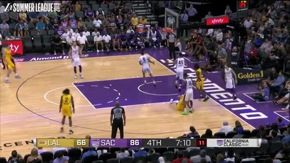 HIGHLIGHTS: Lakers vs. Kings (7/3/19)