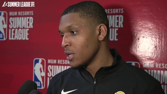 Summer League Report: Zach Norvell Jr. (7/10/19)