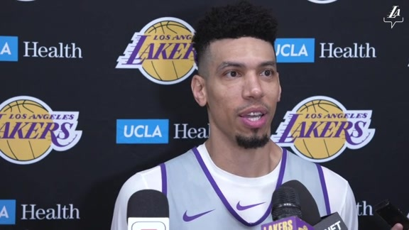 Training Camp: Danny Green (9/29/19)
