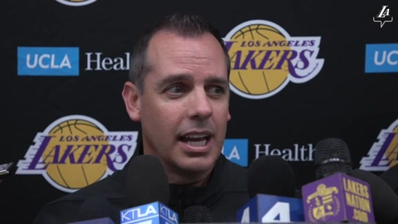 Training Camp: Frank Vogel (9/30/19)