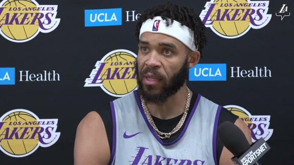 Training Camp: JaVale McGee (10/4/19)
