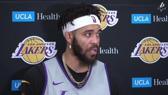Practice Report: JaVale McGee (10/17/19)
