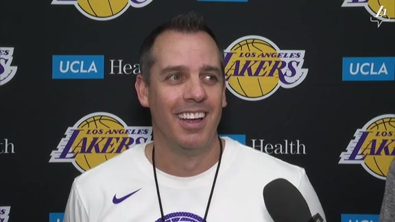 Training Camp: Frank Vogel (10/17/19)