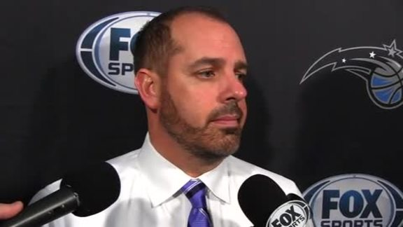Frank Vogel: Bucks Postgame Press Conference