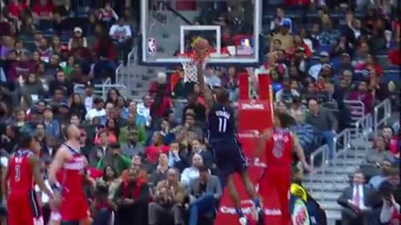 Bismack Biyombo Scores Career-High 21 Points