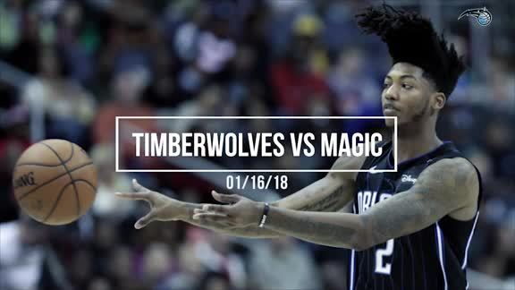 Sound Off: Magic vs. Timberwolves