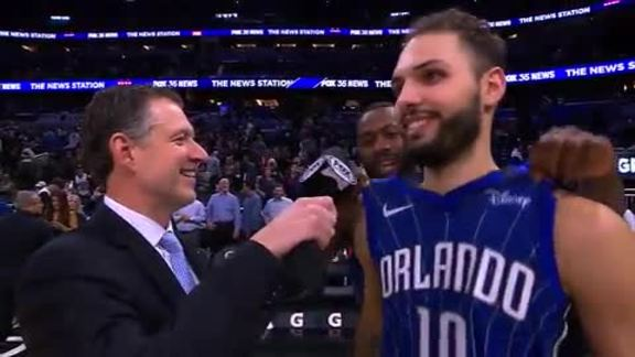 Walk-Off Interview: Evan Fournier