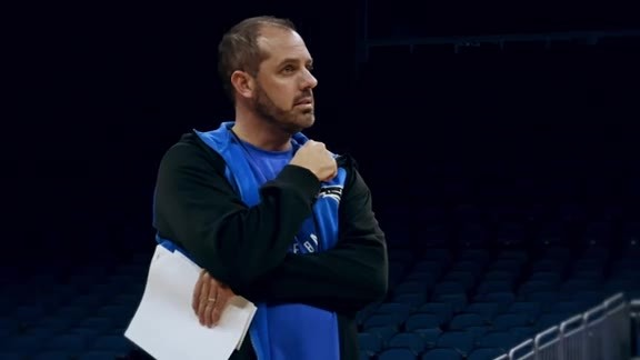 On the Floor: Frank Vogel