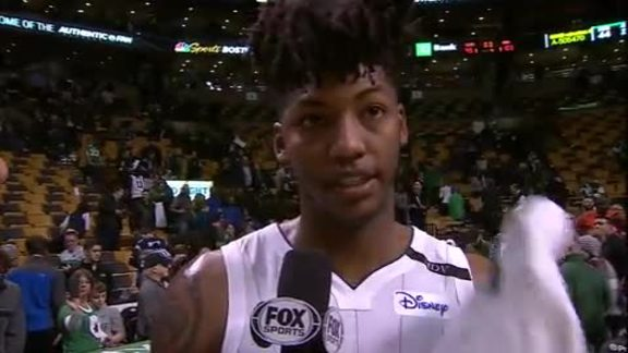 Walk-Off Interview: Elfrid Payton