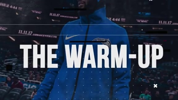 Warm-Up: Magic Fit Week