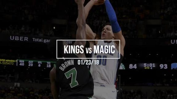 Sound Off: Magic vs. Kings
