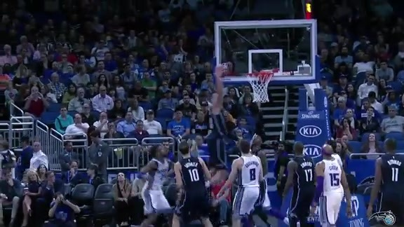 Game Highlights: Magic vs. Kings