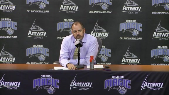 Frank Vogel: Kings Postgame Press Conference