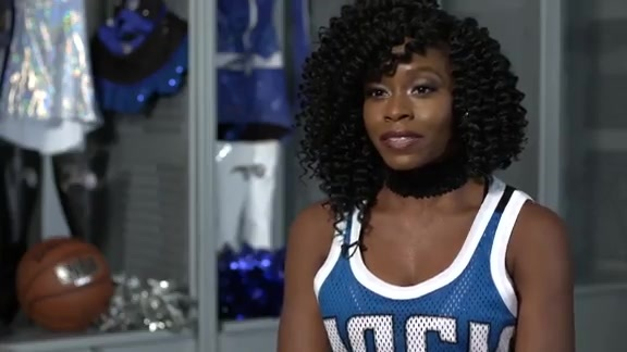 2017-18 Magic Dancers: Victoria