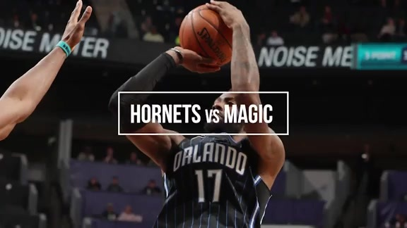 Sound Off: Magic vs. Hornets