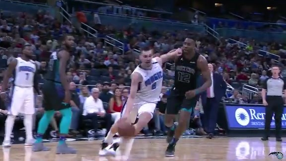 Game Highlights: Magic vs. Hornets