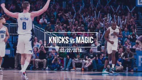 Sound Off: Magic vs. Knicks