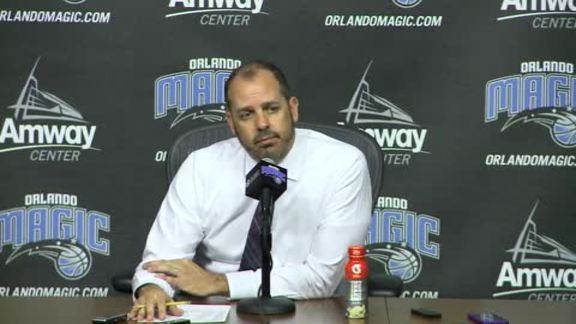 Frank Vogel: Knicks Postgame Press Conference