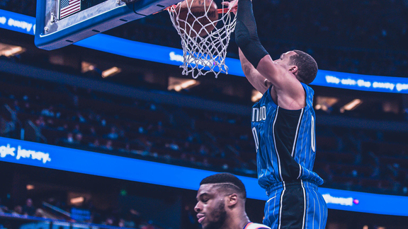 Game Highlights: Magic vs. Knicks