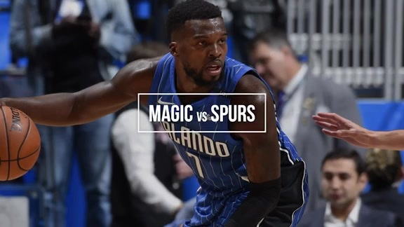 Sound Off: Magic at Spurs