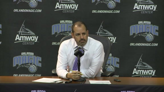 Frank Vogel: Celtics Postgame Press Conference