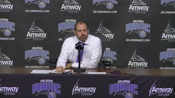 Frank Vogel: Raptors Postgame Press Conference