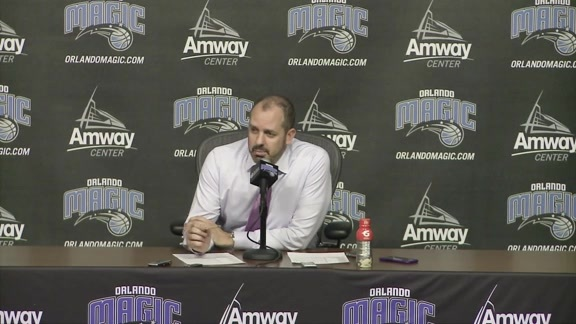 Frank Vogel: Sixers Postgame Press Conference