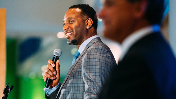 All-Access: T-Mac Inducted Into Magic HOF