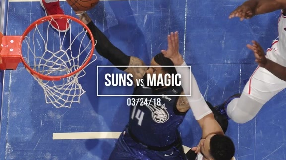 Sound Off: Magic vs. Suns