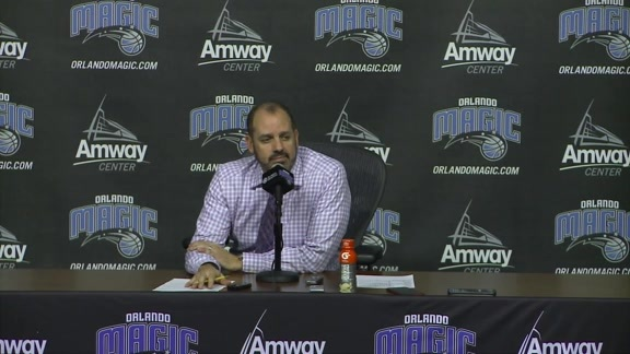 Frank Vogel: Suns Postgame Press Conference