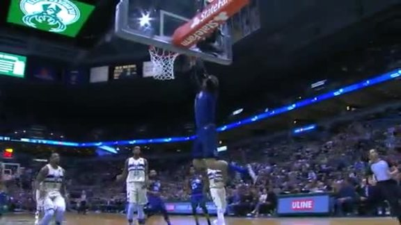 Alley-Oop: D.J. to Mario