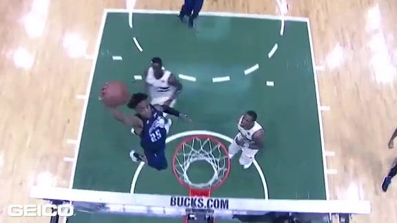 Game Highlights: Magic at Bucks