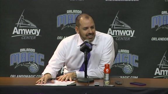Frank Vogel: Wizards Postgame Press Conference