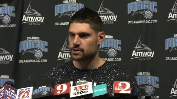 Exit Interviews: Nikola Vucevic