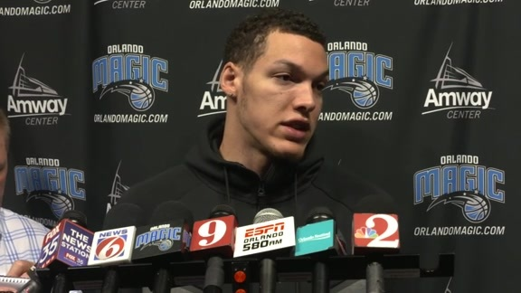 Exit Interviews: Aaron Gordon