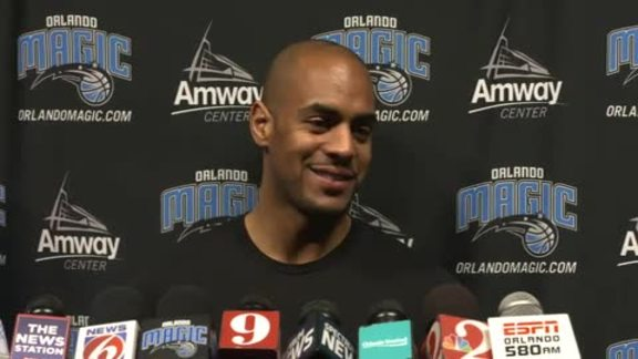 Exit Interviews: Arron Afflalo