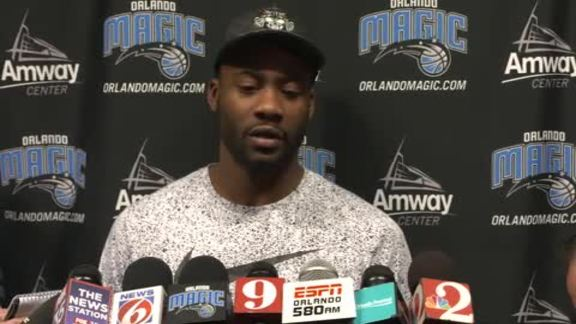 Exit Interviews: Jonathon Simmons